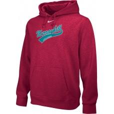 Murrayhill Little League 28: Adult-Size - Nike Team Club Men's Fleece Training Hoodie - Scarlet Red